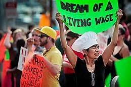 Living Wage increases answers the GOP concerns, yet they still are not interested.  I don't think many of them even know the difference between Minimums vs. Living Wages.
