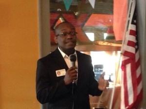 Antron Johnson (D), Nominee, Georgia State Senate for District 6